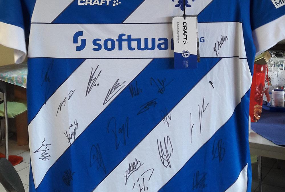 Trikot Versteigerung SV Darmstadt 98
