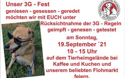 3-G Fest im Tierheim